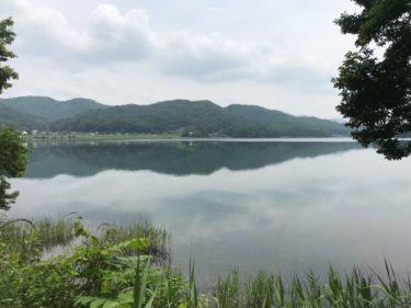 水遊び:スモールマウスバス✖長野県 6月の木崎湖①