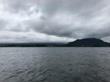 水遊び:ブラックバス✖山梨県 7月の河口湖①