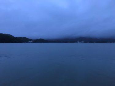 7月の高知県浦戸湾でのアカメ釣行記②
