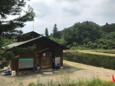 8月のおくとねフィッシングパーク釣行からのおすすめポイント、おすすめルアーと使い方!(群馬県の管理釣り場)