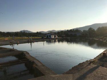 9月のあづみ野フィッシングセンター釣行記(長野県の管理釣り場)